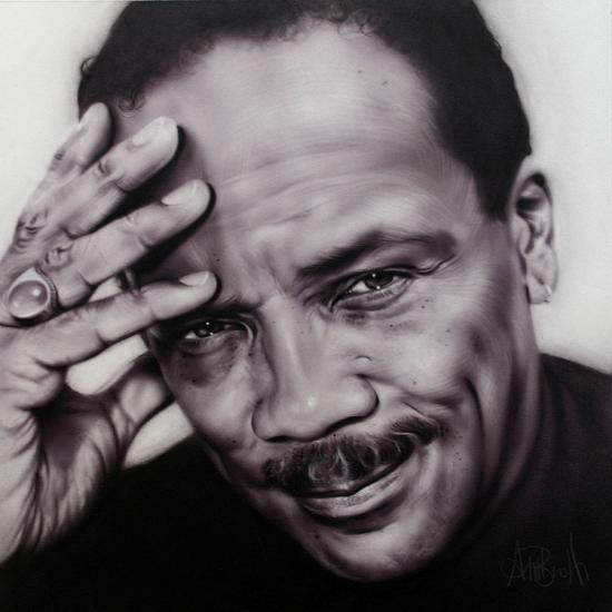 Quincy Jones by pambush65